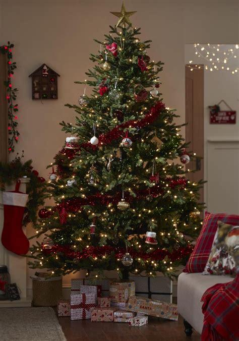 real christmas tree ideas  pinterest real