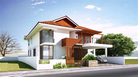 simple modern house design philippines  description