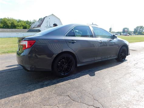 2014 toyota camry with rims 2014 toyota camry 18x8 kmc