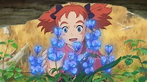 Mary and the Witch's Flower - 123Movie