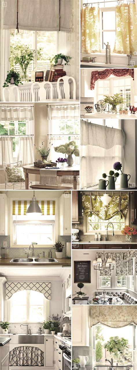 kitchen window decor ideas shabby chic decor and kitchen curtain ideas afreakatheart