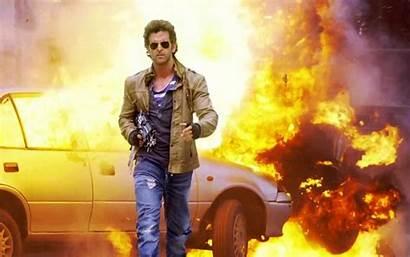 Bang Action Hrithik Roshan Bollywood Bnag Wallpapers