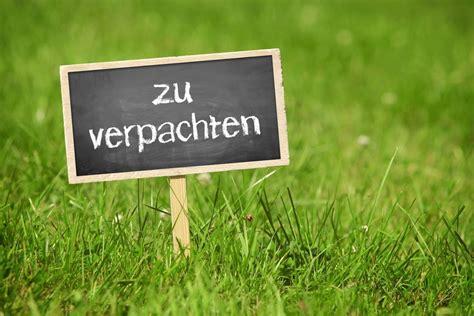 Erbbaurecht Grundstueck Auf Zeit by Erbpacht