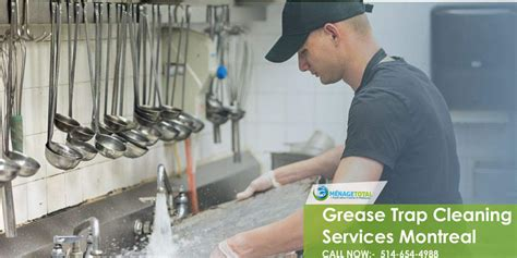 Kitchen Cleaning Montreal by Grease Trap Cleaning Services Cleaning Company Montreal