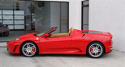 2008 F430 Spider by 2008 F430 Spider F1 Stock 160553 For Sale Near