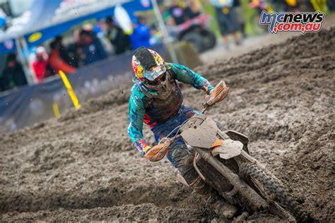 ama pro motocross musquin takes the double ama pro mx win in unadilla