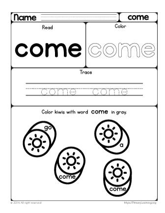 math workbooks for 2nd grade in the orchard sight word come free worksheets