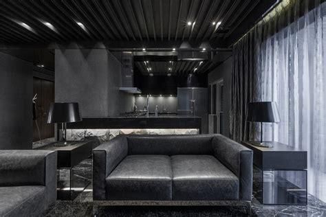 Luxus Inneneinrichtung Home In Black Serenity Atelierii Just Make Design by Luxus Inneneinrichtung Home In Black Serenity