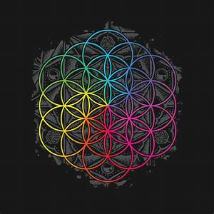 Sacred Geometry Flower of Life Mandala Color 2 - Mandala ...