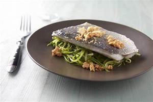 Recette Crumble Salé : recette de filet de daurade royale julienne de courgette ~ Melissatoandfro.com Idées de Décoration