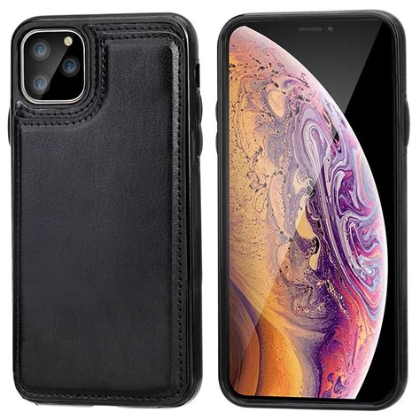 You've come to the right place. Card Holder Pocket Flip Leather Case Cover for iPhone 11 / 11 Pro / 11 Pro Max | eBay