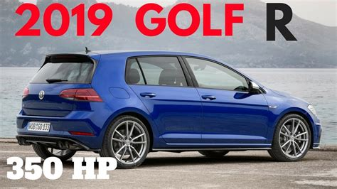 2019 Volkswagen Golf R by 2019 Golf R And Gti Specs And Rumors