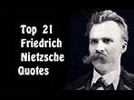 Top 21 Friedrich Nietzsche Quotes    The German ...