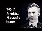 Top 21 Friedrich Nietzsche Quotes || The German ...