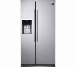 Kühlschrank American Style : buy samsung rs53k4400sa american style fridge freezer silver free delivery currys ~ Sanjose-hotels-ca.com Haus und Dekorationen