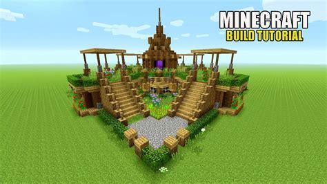 Minecraft Beautiful Garden!!! Garden Decoration Ideas