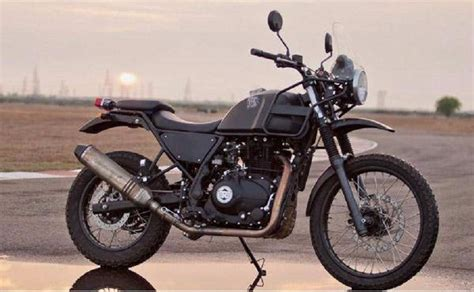 Royal Enfield Himalayan Image by Royal Enfield Himalayan Bookings Initiate From March 17