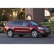 2010 Chevrolet Traverse  GM Authority