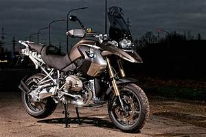 Racing Caf U00e8  Bmw R 1200 Gs By Ludwig Motors