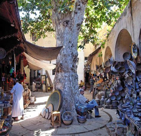 la cuisine marocaine en arabe souk de fès