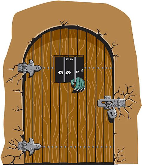 dungeon clip art vector images illustrations istock