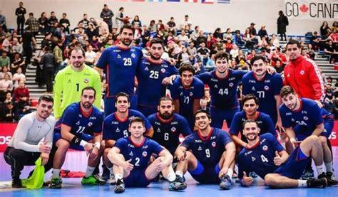 Todas las novedades de la roja, tabla de las eliminatorias, copa américa 2019, camino a qatar 2020 y programación de los partidos de chile. Selección Chilena Masculina de Handball disputa este fin ...