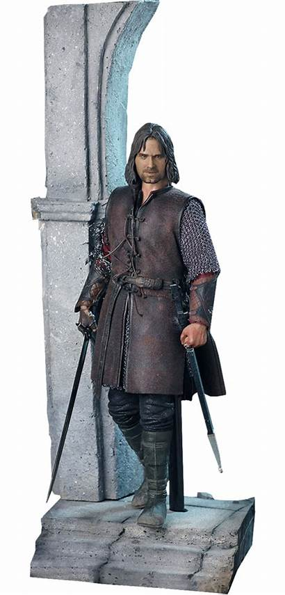 Aragorn Deep Sideshow Asmus Helms Collectible Toy