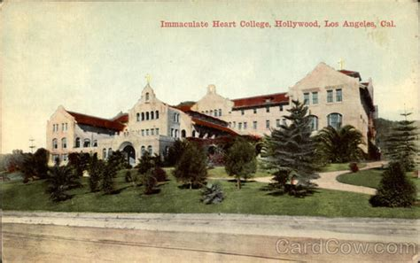 immaculate heart college hollywood los angeles ca