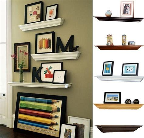 floating shelves living room home floating shelf decor