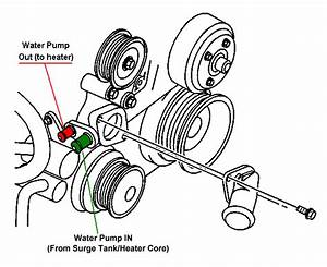 Wiring Diagram Source  2000 Chevy Silverado Heater Hose