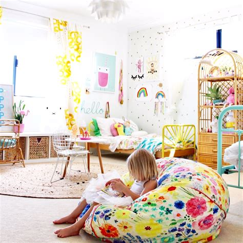 Way Back Wednesday  Kids Room Ideas  four cheeky monkeys