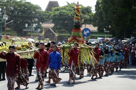 festival bentara upacara adat wisata yogyakarta