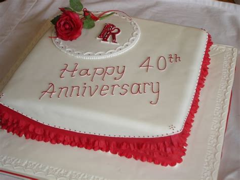 ideas   anniversary cakes  pinterest  anniversary decorations