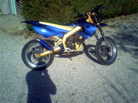 derbi sm x treme by jean baptiste tuning is not a crime