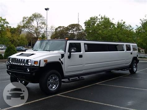 Stretch Hummer by White Stretch Hummer 7 Nyc New York Car Service