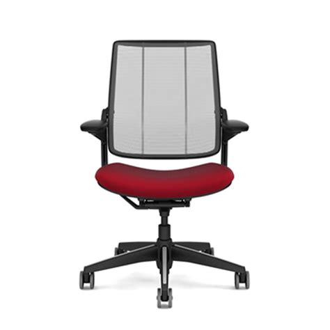 Humanscale Diffrient World Chair Used by Humanscale Diffrient Smart Chair
