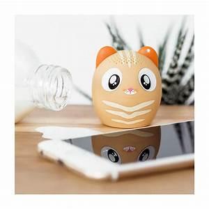 Enceinte Portable Bluetooth Animal Speaker Chat