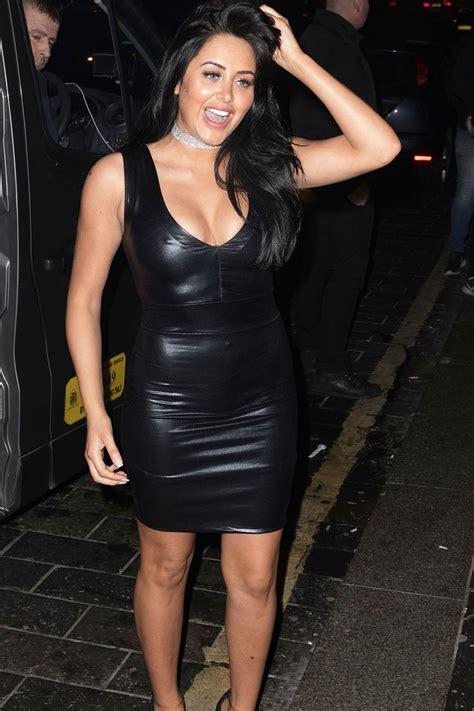marnie simpson   newcastle leather celebrities