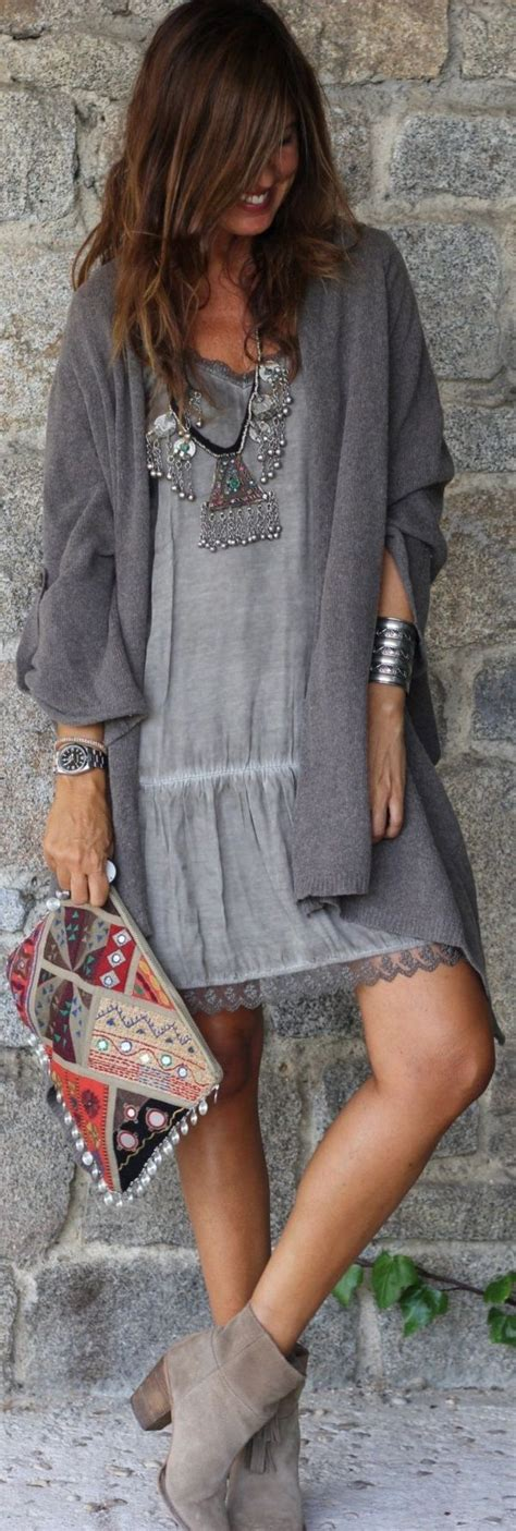 Boho-Chic Bohemian Fashion Style Dresses for Casual Look u2013 Designers Outfits Collection