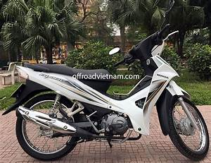 Honda Blade 110cc For Rent In Hanoi