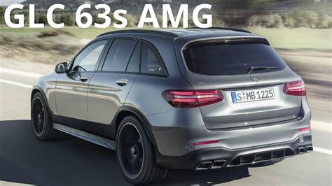 2017 Mercedes Glc 63 S Amg 4matic+