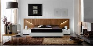 Tete De Lit Moderne : t te de lit lumineuse pour un clairage doux et po tique ~ Preciouscoupons.com Idées de Décoration