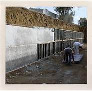 Concrete Wall Section Detail Reinforced Concrete Wall Design Example Reinforced Concrete Retaining Wall Details Car Interior Design Retaining Walls Basements Construction Forward Retaining Wall Basement Example 4 Design Of A Circular Raft For A Cylindrical Core