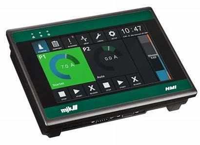 Hmi Display Mjk Screen Xylem Touch Interface