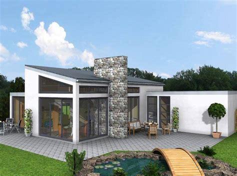 garage holzständerwerk selber bauen ᐅ bungalow 158 hauswerk gmbh