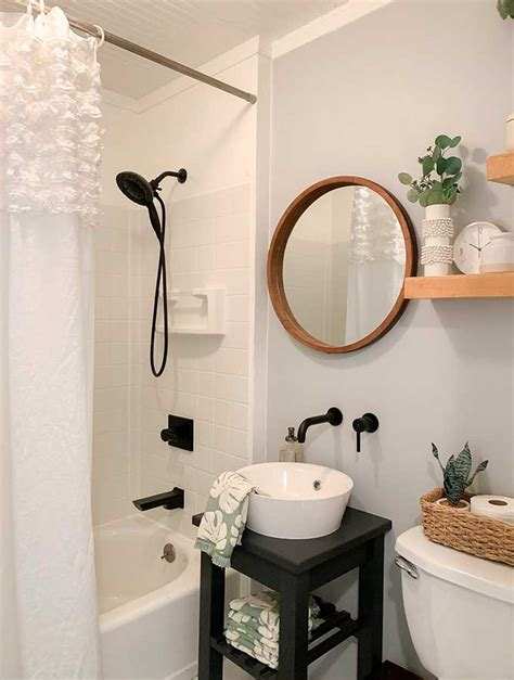 bathroom remodel small space ideas small bathroom makeover ideas hallstrom home
