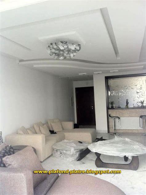 faux plafond moderne 2013 decor platre