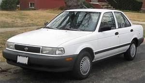 1993 Nissan Sentra Xe Limited Edition 4dr Sedan 5