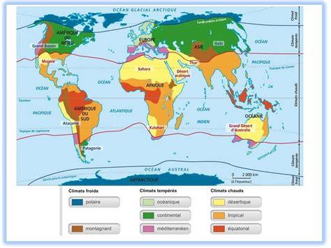 Carte Relief Monde Cycle 3 by Reliefs Et Climats Dans Le Monde S 233 Quence 2 Ressources