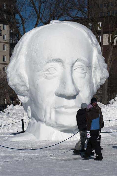 Awesome Snow Sculptures Art   XciteFun.net
